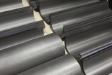 Rolled mild steel reflectors
