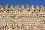 Medieval fortification, Avila poster