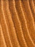 Solid Oak Hardwood Board Wood Grain Pattern poster