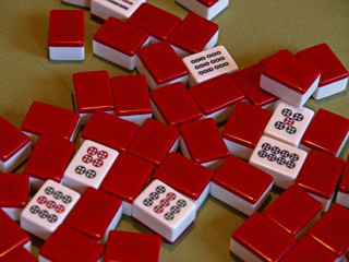 Background Picture of Mahjong