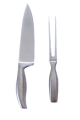 series of images of kitchen ware. Knife