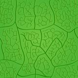 Seamless macro leaf dark veins pattern poster
