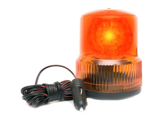 safety lamp for cars, tractors or big trucks