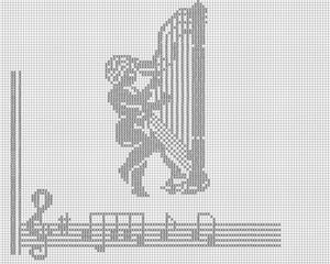 Musicista d?arpa
