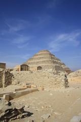 Sakkara´s Pyramide