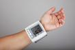Blutdruck messen Blutdruckmessgerät