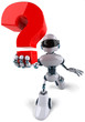 Robot et question