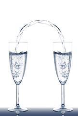 bicchieri gemelli