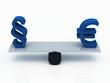 Euro Recht im Gleichgewicht