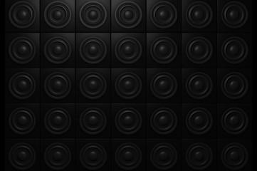 Lautsprecherwand