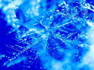 snowflakes makro