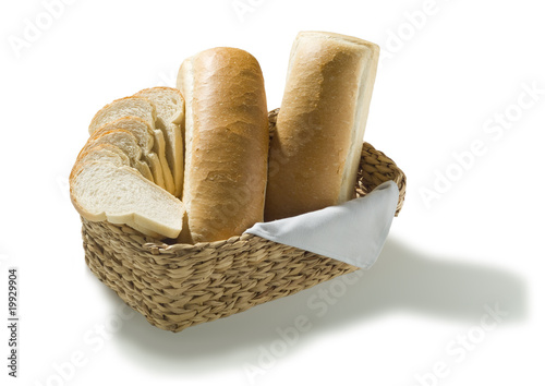 Brotkorb Toast