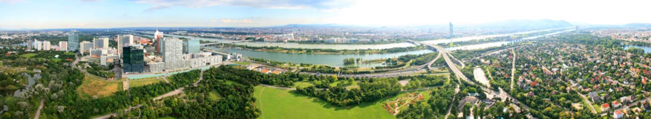 Panorama Wien