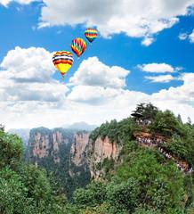 ZhangJiaJie a national park in China