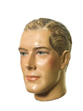 Masculine mannequin poster
