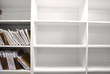 File Folders on Shelf