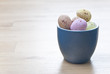 Egg Cup with Sweets