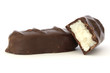 Chocolate covered coconut bar