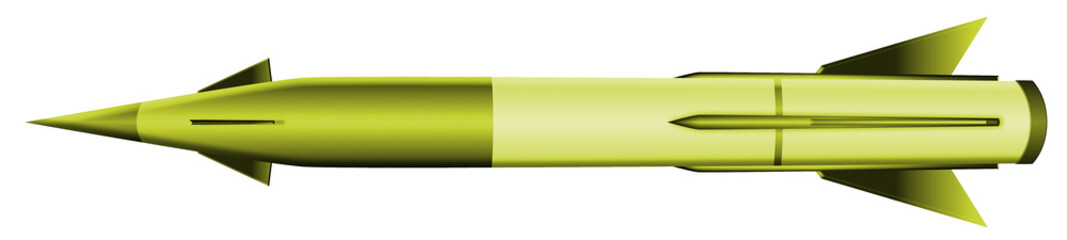 ミサイル 緑色