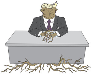 Rooted Bureaucrat