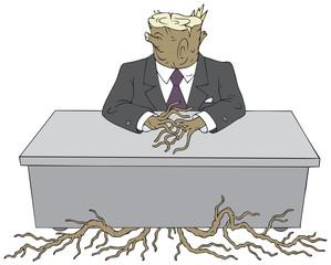 Rooted Bureaucrat