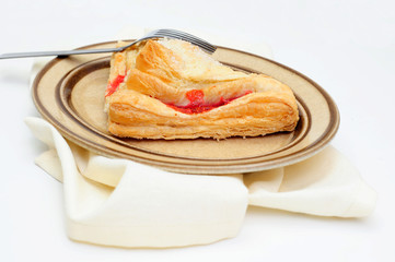 Cherry Turnover Side View