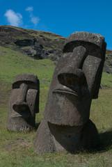 Moai du Rano Raraku