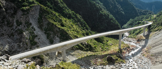 Arthur's Pass Viaduct