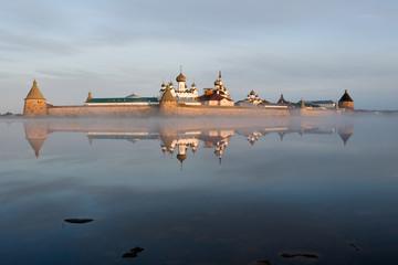 Spaso-Preobrazhenskiy Solovetsky monastery