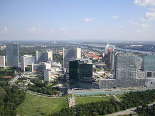 panorama a Vienna