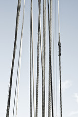 Vertical ropes