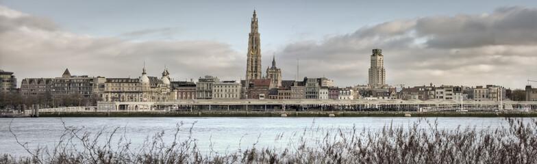 Antwerp City Panorama (High res)