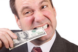 man verification money poster