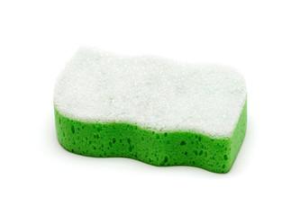 green sponge 1