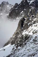 Mountains  - High tatry (Skalnate pleso, Slovakia)