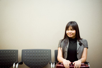 last businesswoman in waiting list