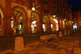 Arcades de nuit à Montauban poster