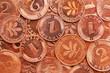 1 und 2 Pfennig Stücke - Old German Currency
