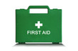 Green First Aid Box - 20074757