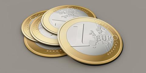 euromünzen 3d