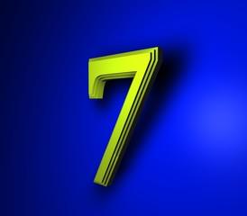 3d seven