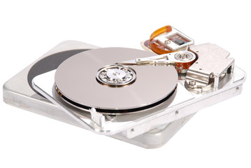 Open Hard drives