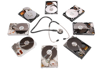 hard disk diagnosis