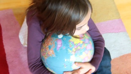 inquiète pour l'avenir de notre planète