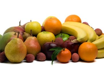 Assortiement de fruits