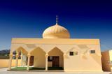 Fototapeta Gelbe Moschee