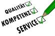 Service - Qualität - Kompetenz