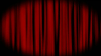 Curtains ( looping)