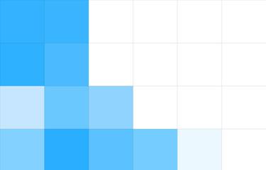 fondo papel cuadriculado azul