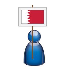 Pancarta Bahrein
